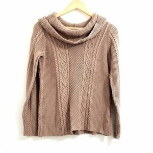 Croft & Barrow | Cotton Knit Cozy Chunky Sweater